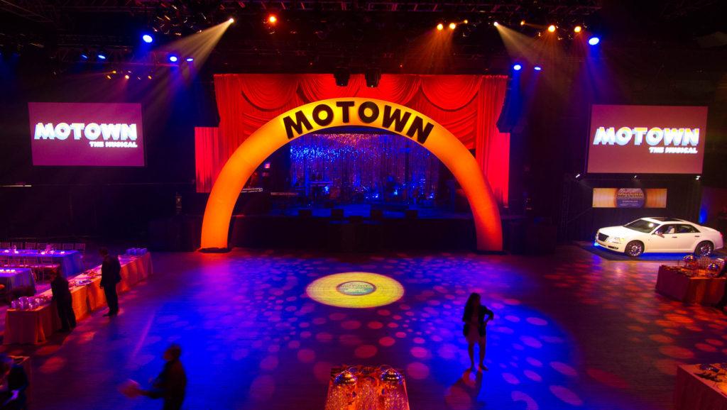 Motown Opening