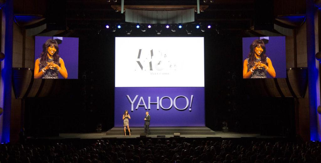Yahoo NewFront 2015